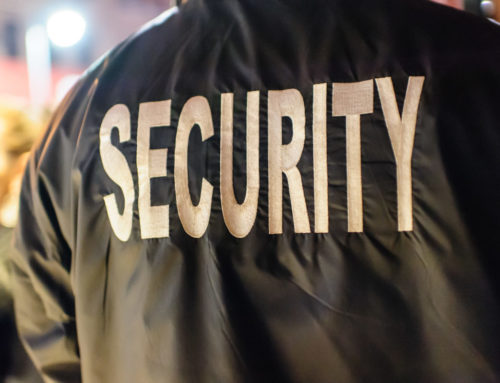 Security Guard Training: How do Security Guards Deal with Fires?