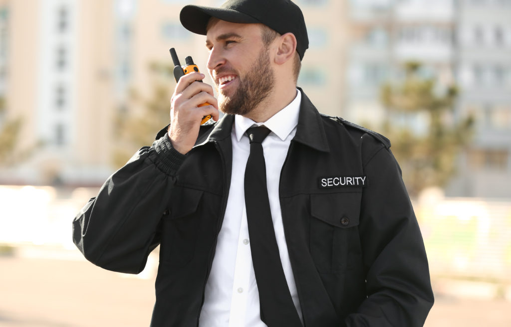 Corporate Security