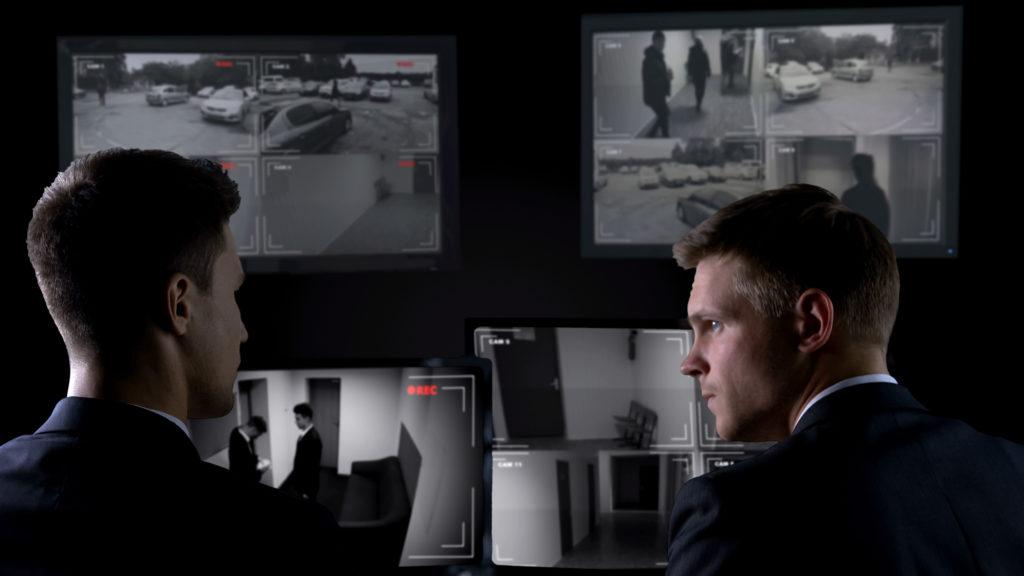 Monitors Security Equipment