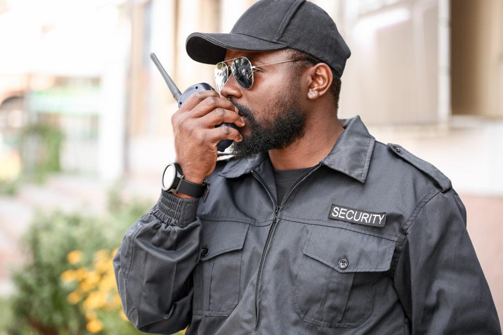 Hiring a Security Company