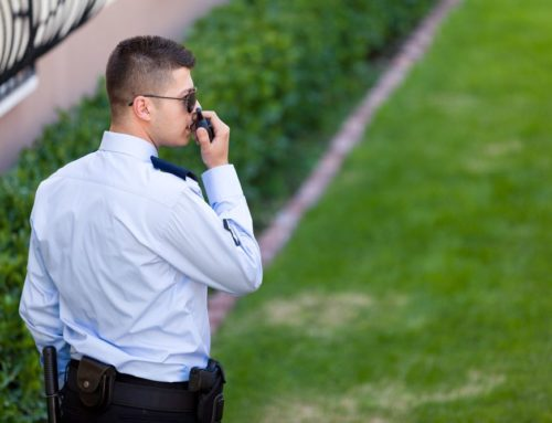 Does a Security Guard Have the Right to Search You?