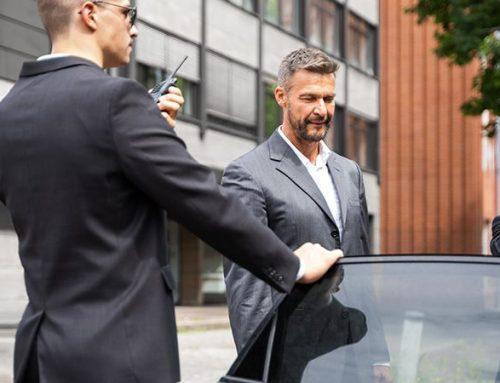 Do Businessmen Need Bodyguards?