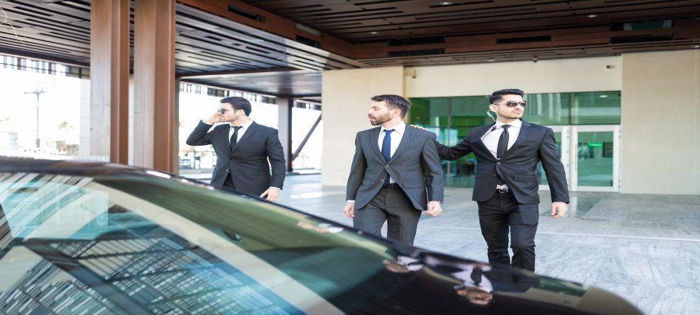 employ bodyguards