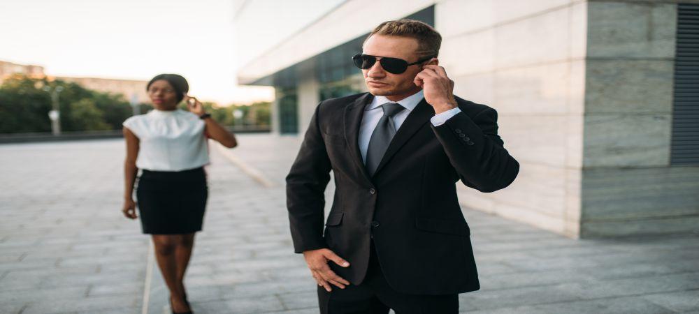 keep businessmen safe